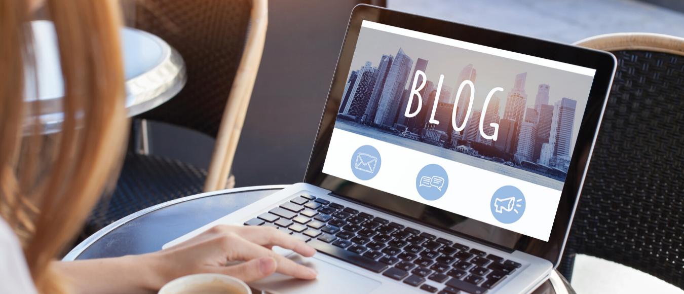 ¿Qué es un blog corporativo o de sitio web?